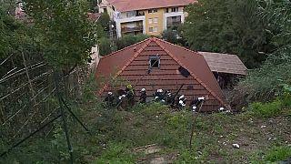 La tempête Amélie a fait un mort à Nice, dans le sud de la France