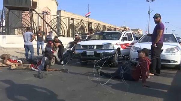 Irak : de nouvelles victimes un mois après le début du mouvement de contestation