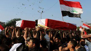مقتل 5 أشخاص على الأقل بإطلاق نار على محتجين في بغداد