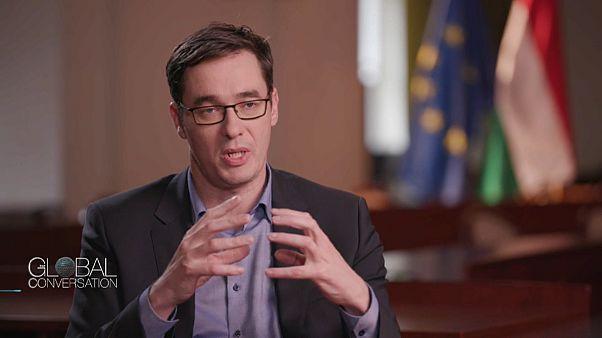 Anteprima: Euronews intervista il nuovo Sindaco di Budapest
