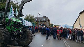Anwohner gegen Bauern: Frankreich streitet über Pestizide
