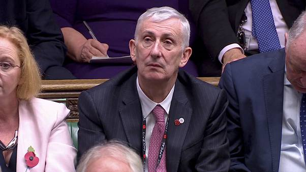 Sir Lindsay Hoyle elected to replace John Bercow as UK Commons Speaker