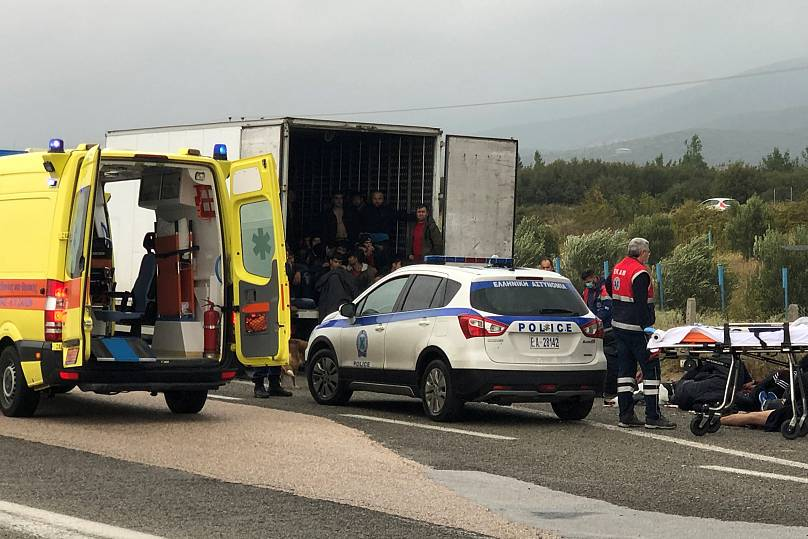 REUTERS/Stavros Karipidis
