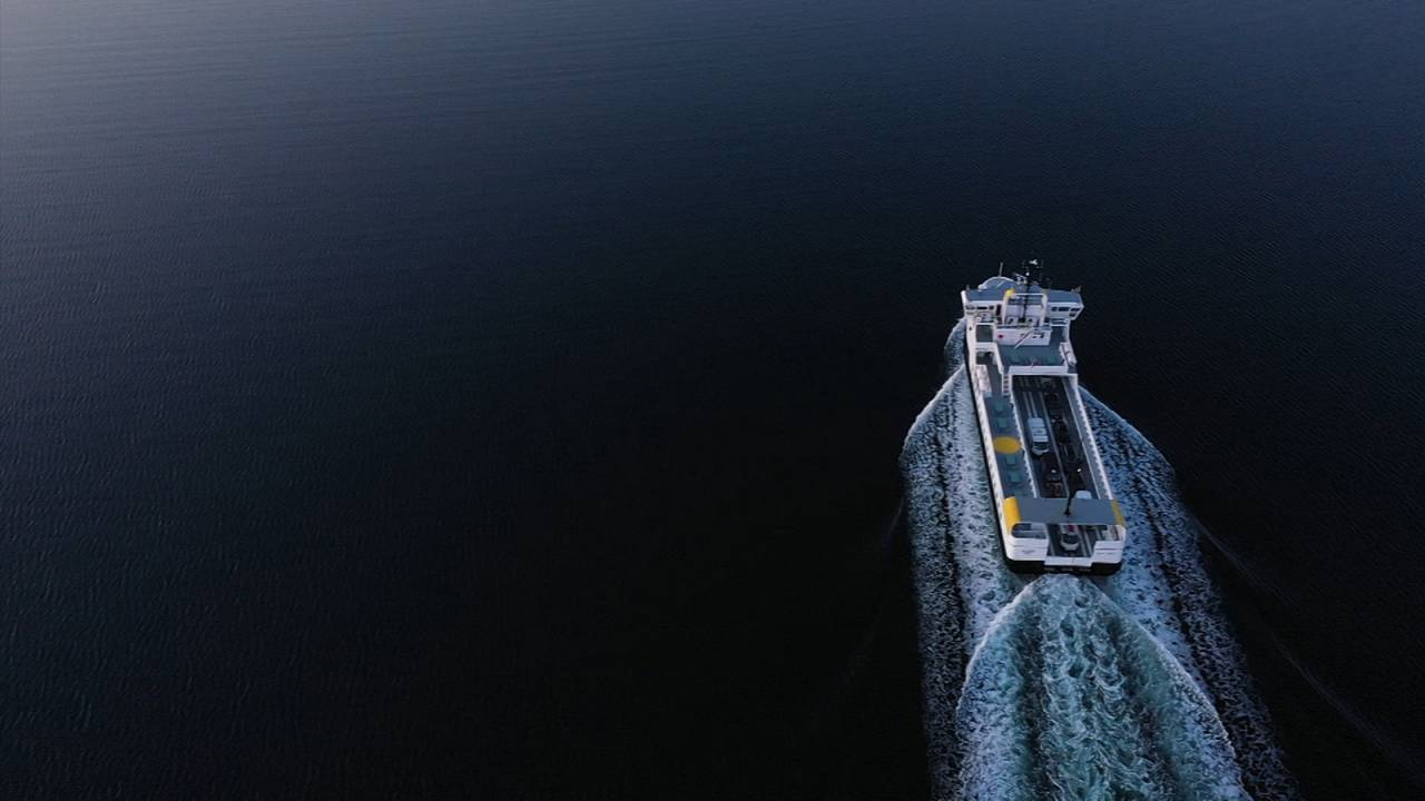 Meet Ellen, the world's largest E-ferry, connecting two Danish islands without emitting any CO2