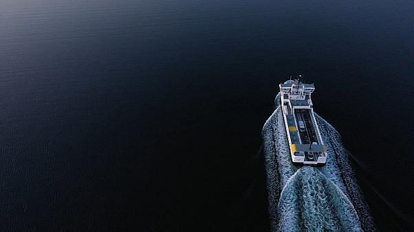 Ellen, el primer gran ferry eléctrico del mundo