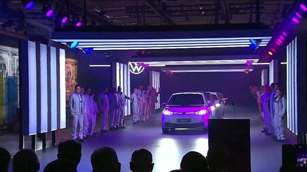 Volkswagen начал производить электромобили
