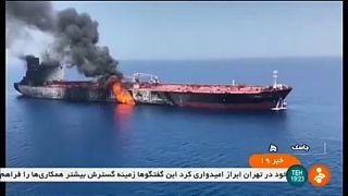 EU tries to de-escalate new US-Iran crisis brewing in the Persian Gulf