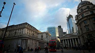 صورة من وسط لندن