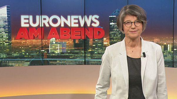 Euronews am Abend | Die Nachrichten vom 04.11.2019