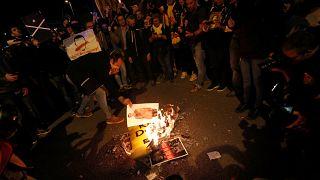 Heftige Proteste gegen spanische Royals in Barcelona