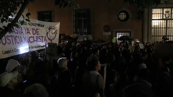 Protestas en España para modificar el delito de agresión sexual en el Código Penal