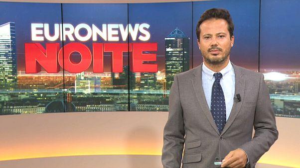 Euronews Noite | As notícias do Mundo de 4 de novembro de 2019
