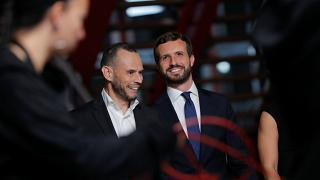 A spanyol konzervatívok fiatal reménysége: Pablo Casado