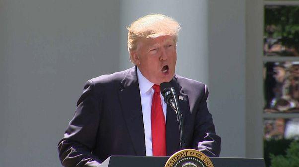 США официально выходят из Парижского соглашения по климату