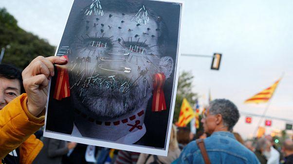 Méltóságot kért a katalánoktól a spanyol király
