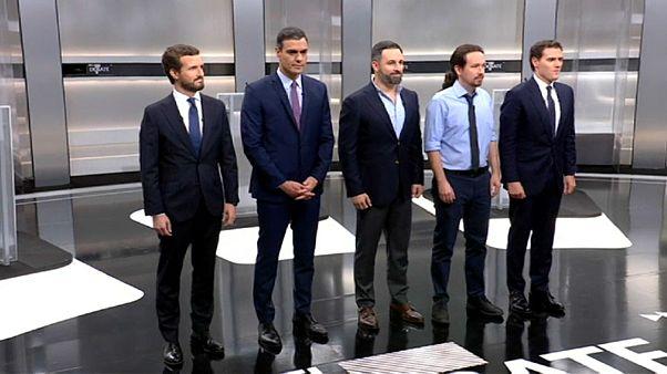 استقلال کاتالونیا موضوع جنجالی مناظره رهبران احزاب سیاسی اسپانیا در آستانه انتخابات