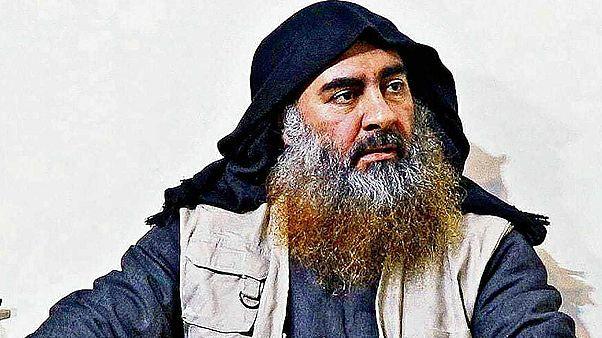 Photo non datée d'Abu Bakr Al-Baghdadi