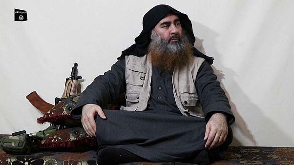 Irmã de Al-Baghdadi capturada pelas forças turcas
