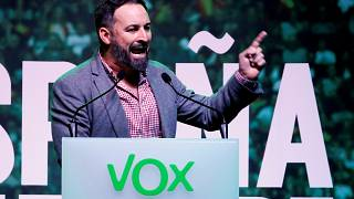 Der starke Mann der rechtspopulistischen Vox: Santiago Abascal