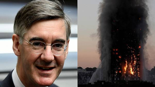 Jacob Rees-Mogg apologises for suggesting Grenfell fire victims lacked 'common sense'