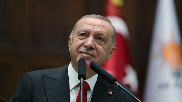 نظرسنجی: عملیات نظامی آنکارا در سوریه بر حمایت شهروندان ترکیه از اردوغان افزود