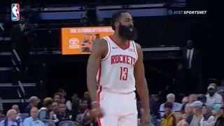 NBA: Harden hozta a meccset a Rocketsnek