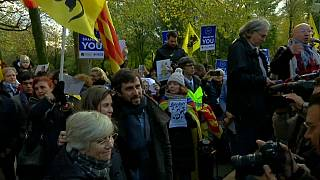 Reactivadas las euroórdenes contra tres exconsejeros catalanes huidos de España