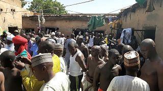 Nijerya'da son aylarda düzenlenen operasyonlarda yüzlerce kişi rehabilitasyon merkezlerinden kurtarıldı