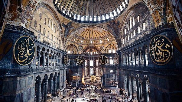 Προς την μετατροπή της Αγίας Σοφίας σε τζαμί οδεύει η Τουρκία