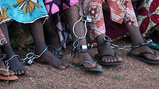 پلیس نیجریه ۲۵۹ اسیر را از یک مرکز توانبخشی غیرقانونی نجات داد