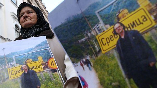 """""""Mütter von Srebrenica"""" protestieren gegen Handke"""