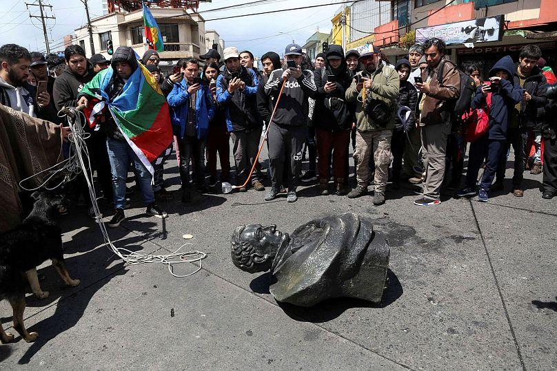 Cristobal Saavedra Escobar / Reuters