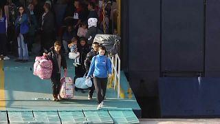 Migrantenkrise: Griechische Gastfreundlichkeit ausgereizt