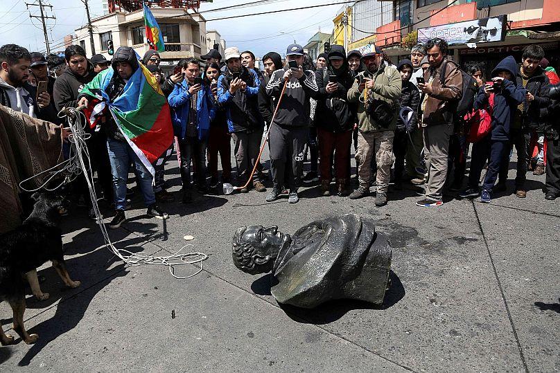 Cristobal Saavedra Escobar/ Reuters