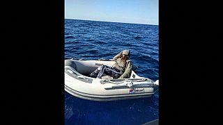 Bajba került turistát mentett a görög parti őrség