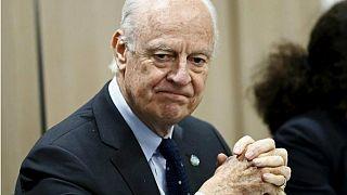 دی میستورا: استعفا دادم چون نمیخواستم با بشار اسد دست بدهم