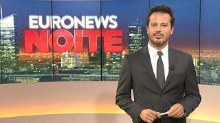 Euronews Noite   As notícias do Mundo de 5 de novembro de 2019