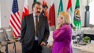 کویت: حامل پیامهایی از سوی ایران برای بحرین و عربستان سعودی بودیم