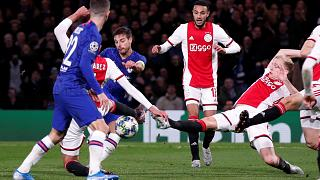 Şampiyonlar Ligi: Chelsea ile Ajax 4-4 berabere kaldı