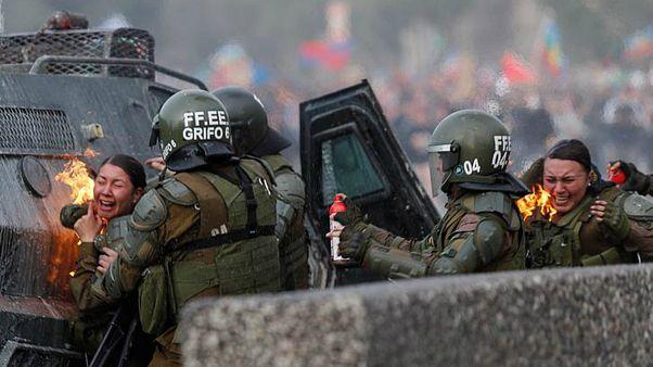 شورش در شیلی؛ سباستین پینهرا استعفا نمیدهد