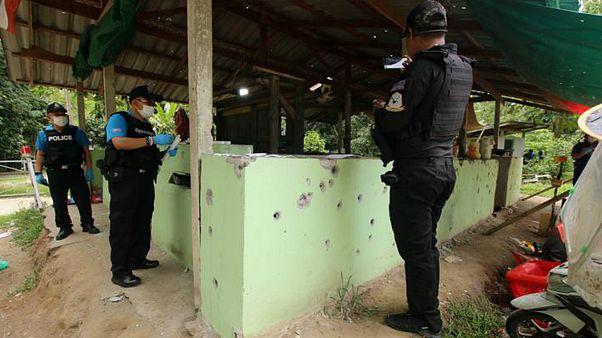 «شورشیان» ۱۵ مدافع روستایی داوطلب را در تایلند کشتند