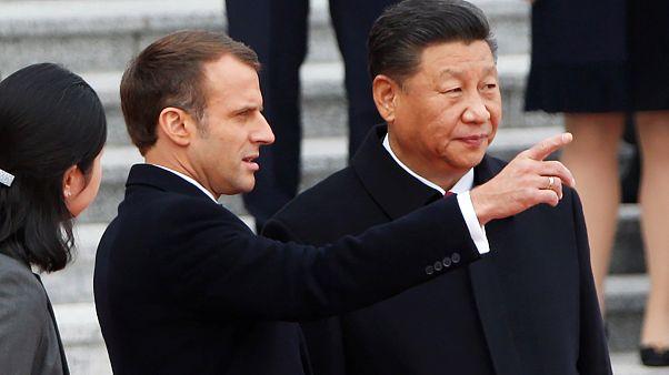 L'opération séduction de Macron en Chine prend fin