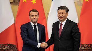 فرنسا والصين تؤكدان تمسكهما باتفاق باريس للمناخ وتوقعان اتفاقات بقيمة 15 مليار دولار