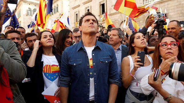 Dimite el líder de Ciudadanos Albert Rivera tras el batacazo electoral