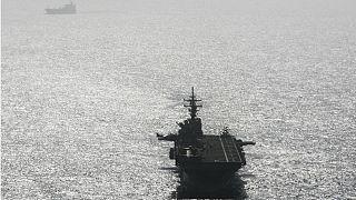 آمریکا متحدانش را برای حفاظت از کشتیرانی در خلیج فارس آماده میکند