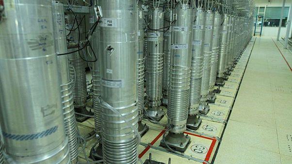 کاهش تعهدات برجامی ایران؛ ۲ هزار کیلوگرم گاز UF6 به فردو منتقل شد