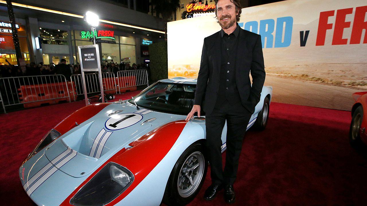 """Ford против Ferrari"": битва за скорость"