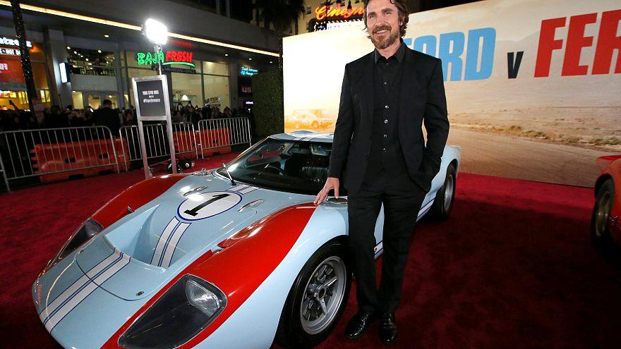 "Rasant: Damon und Slater in ""Le Mans 66 – Gegen jede Chance"""
