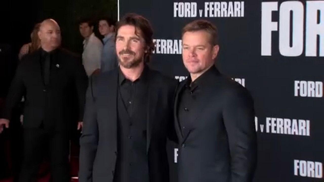A Ford a Ferrari ellen Matt Damon és Christian Bale alakításában