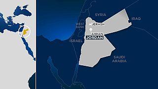 Ataque na Jordânia provoca oito feridos